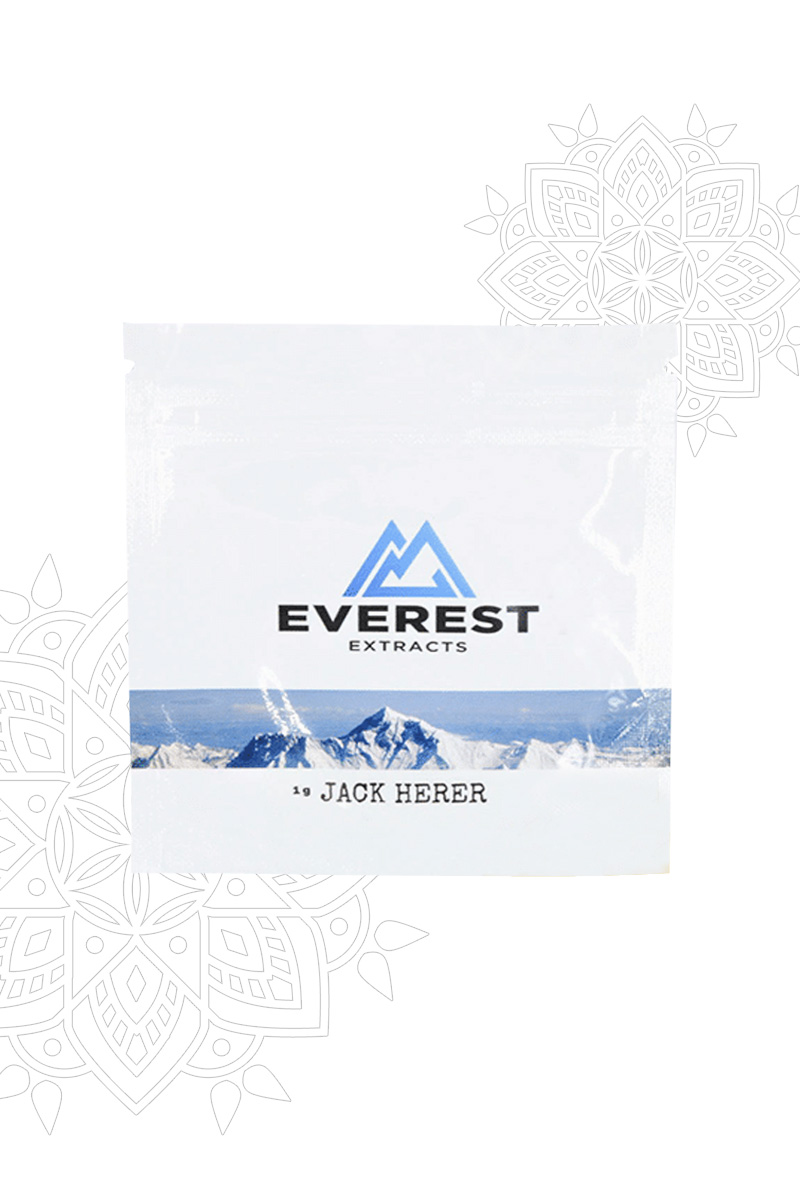 Everest Extracts - Jack Herer Shatter